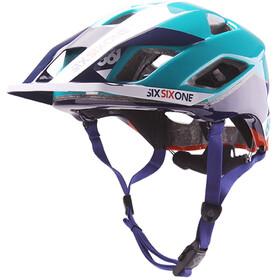 SixSixOne EVO AM MIPS Bike Helmet teal